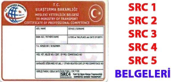 SRC Belge Sınavı Sonucu
