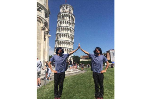Turistin fotoğrafını internete yükleyip photoshop ustalarından yardım istemesi sonrasında ortaya bu görüntüler çıktı... Sosyal medyada paylaşım rekorları kıran bu fotoğraflar sonrası turist yardım istediğine pişman oldu :)