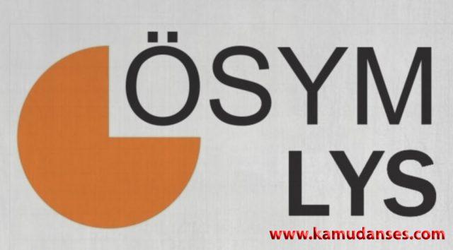 ÖSYM (LYS) 5 Yeni Sınav Görevi