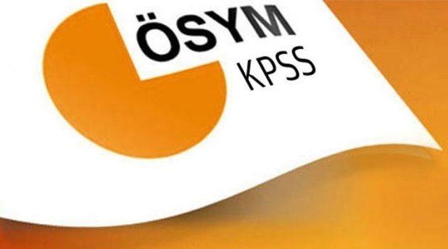 KPSS Alan Sınavı Soru ve Cevapları