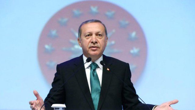 Cumhurbaşkanı Erdoğan: Formasyon Belasını Kaldıralım