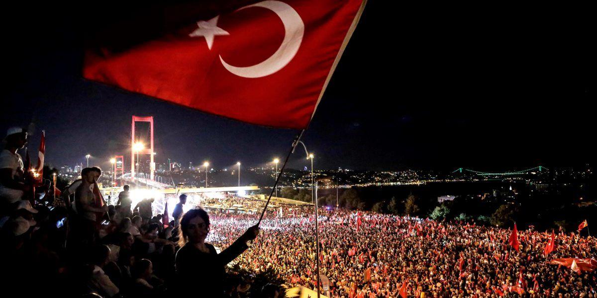 15 Temmuz Demokrasi Zaferi ve Şehitleri Anma Etkinlikleri Panosu