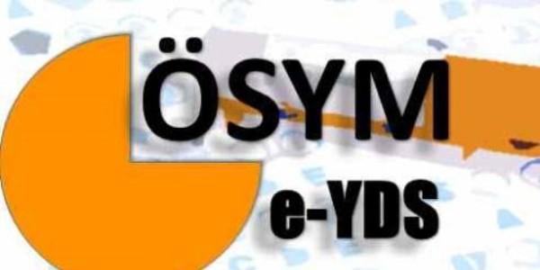 E-YDS Deneme Sınavı ve Sınava Giriş Belgeleri Yayımlandı