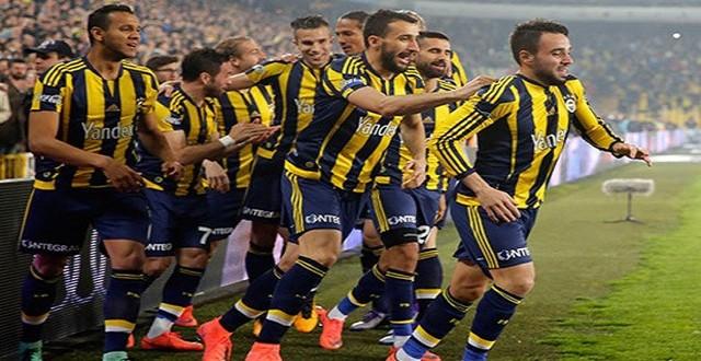 Fenerbahçe Konya'dan Galibiyetle Dönüyor