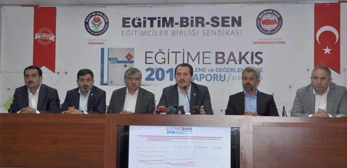 Ankara Eğitim Bir-Sen Başkanı MEB'i Uyardı!