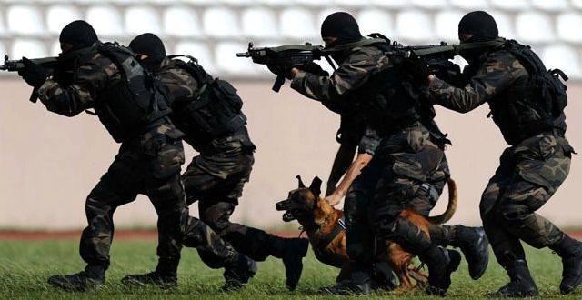 10 Bin Özel Harekat Polis Başvurularında Son Gün