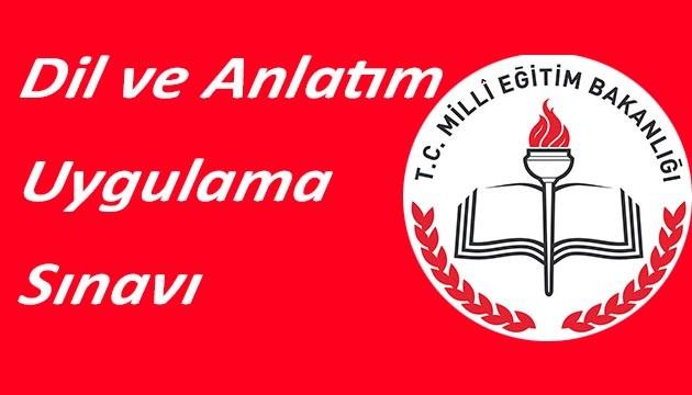 Türk Dili ve Edebiyatı Öğretmenlerinin Dikkatine