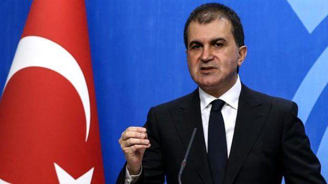 AB Bakanı Çelik: Bir Cümle Yanımızdalar Dokuz Cümle Karşımızdalar