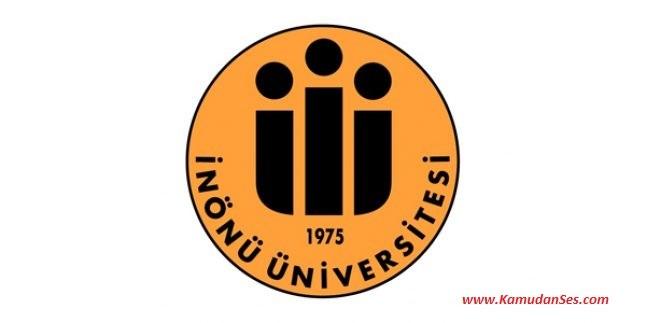 İnönü Üniversitesi Yüksek Lisans ve Doktora İlanı 2017-2018