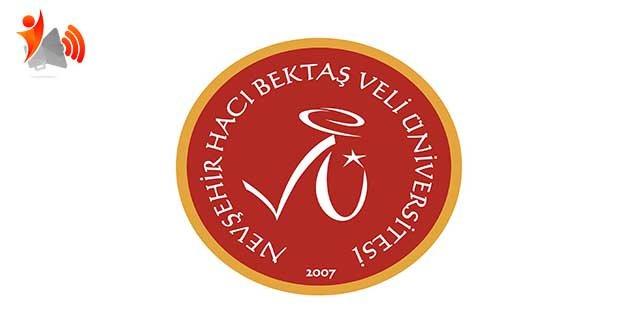 Nevşehir Hacı Bektaş Veli Üniversitesi Yüksek Lisans İlanı 2017-2018