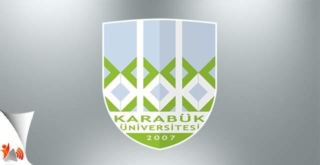 Karabük Üniversitesi Yüksek Lisans ve Doktora İlanı 2017