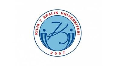 Kilis 7 Aralık Üniversitesi Yüksek Lisans ve Doktora İlanı 2017-2018