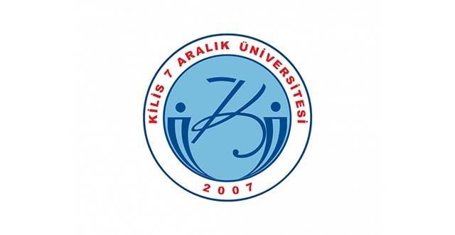 Kilis 7 Aralık Üniversitesi Güz Formasyon İlanı 2017-2018