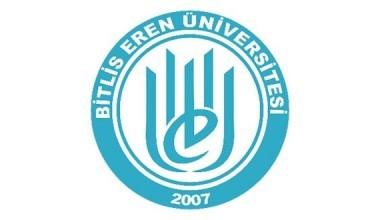Bitlis Eren Üniversitesi Yüksek Lisans ve Doktora İlanı 2017-2018