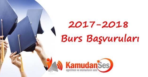 Türkiye Yardım Sevenler Derneği Burs Duyurusu 2017