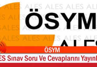 OSYM,-ALES-Sinav-Soru-Ve-Cevaplarini-Yayinladi