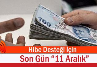 """Hibe-Destegi-Icin-Son-Gun-""""11-Aralik"""""""