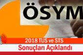 TUS ve STS Tıp Doktorluğu Sınav Sonuçları Duyuruldu!