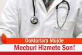 Yedek Subay Olarak Askerliğini Tamamlayan Doktorlara, Mecburi Hizmetten Muaf Müjdesi!