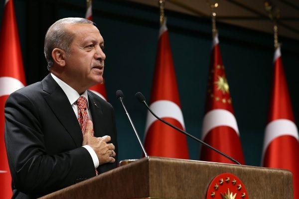 Cumhurbaşkanı Erdoğan: Kadına ve Çocuğa Saldırı İnsanlık Suçudur!
