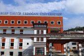 Recep Tayip Erdoğan Üniversitesi 2018-2019 Formasyon İlanı