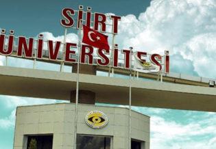 Siirt Universitesi 2019 Formasyon Ilani