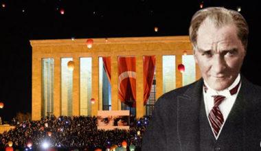 Atatürk'e ve Anıtkabir'e Sansür!