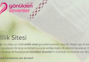gonuldensevenler.com