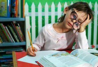 İlkokul Çocuğuna Nasıl Ders Çalıştırılır